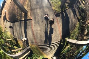 彫刻の森美術館の不思議なオブジェ